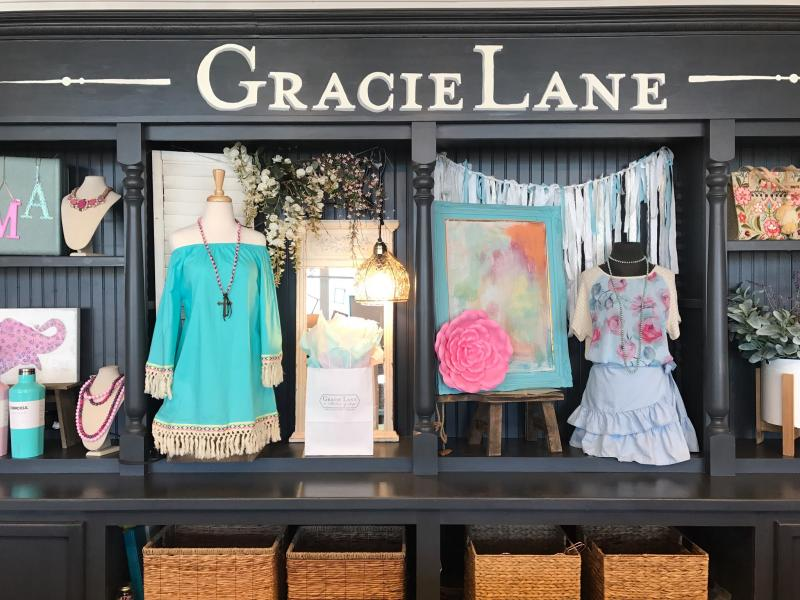 Photo of clothes at Gracie Lane