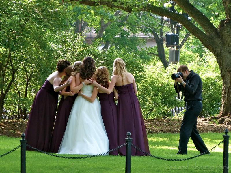 Wedding with photographer