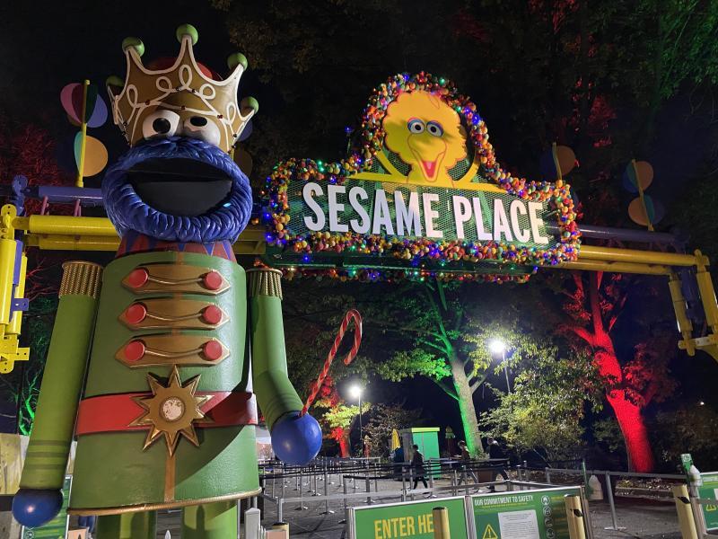 Sesame Place 9