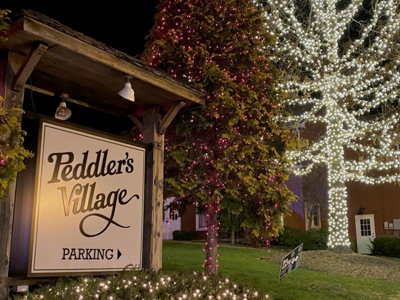 Peddler's Village Holiday