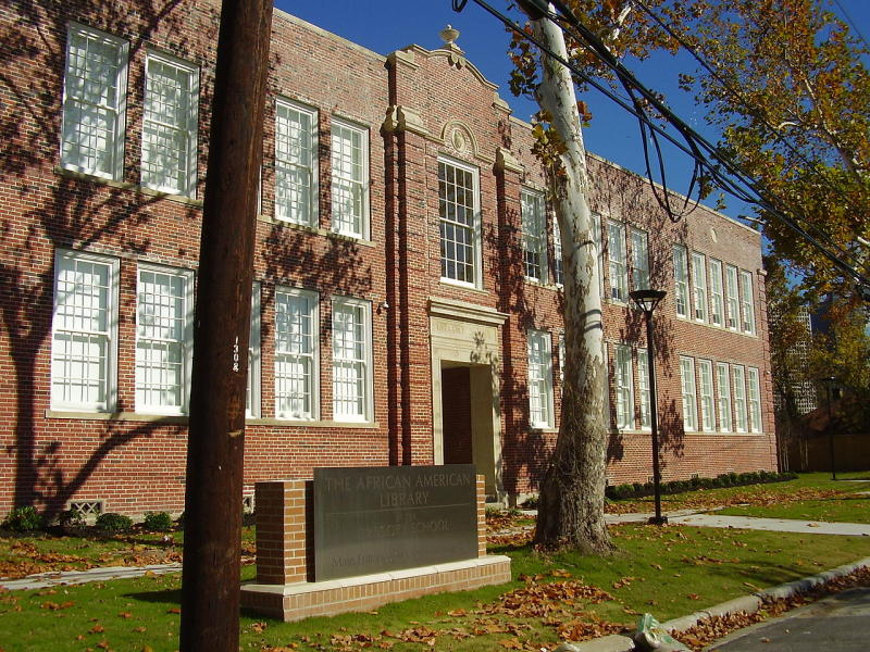 The African American Library