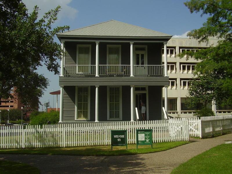 Yates House