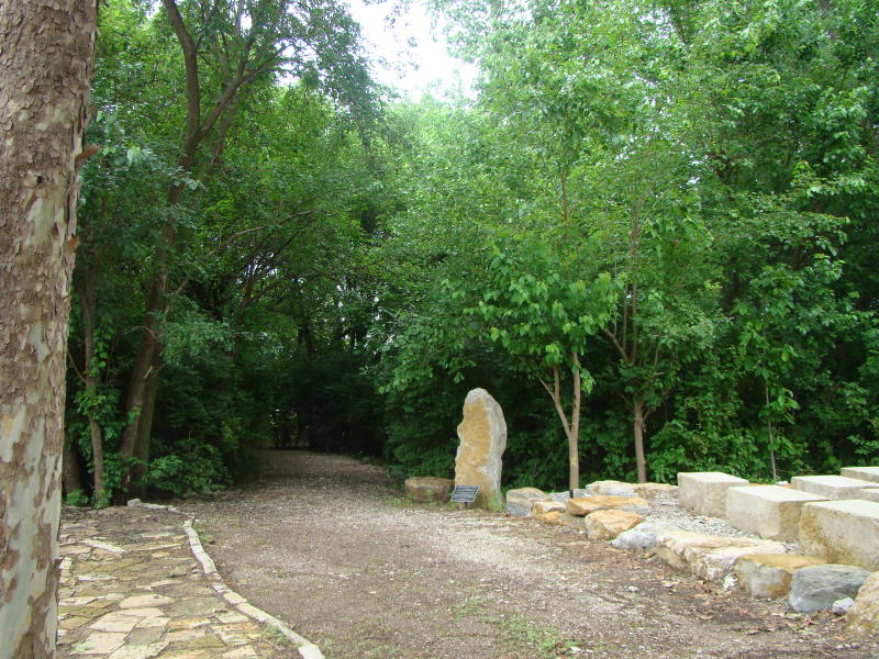 Kaw Point Trail