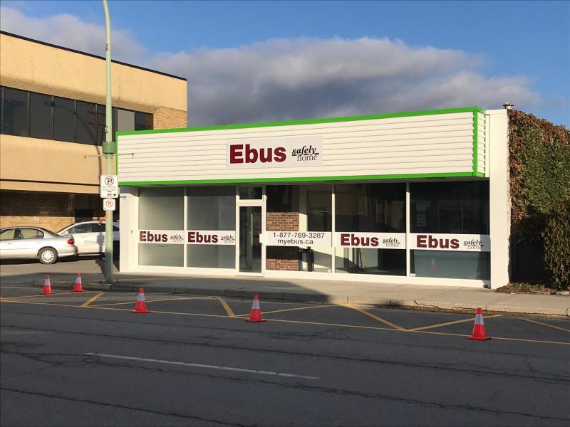 Ebus' Grand Opening