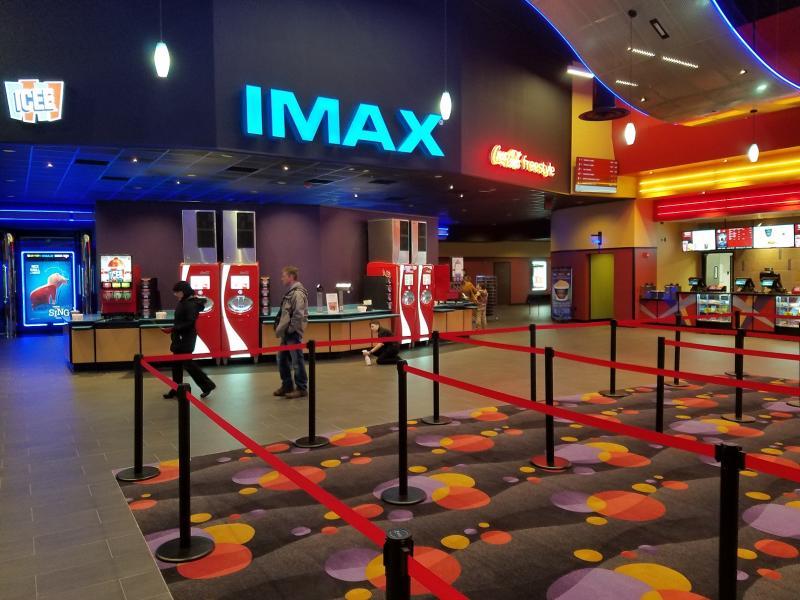 AMC Dine-In Imax Theater