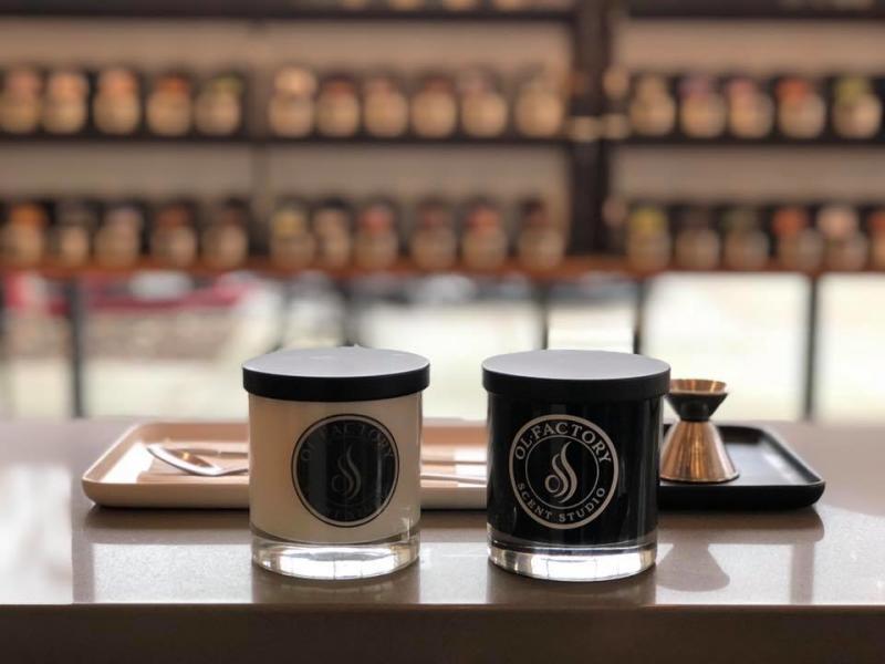 Olfactory Scent Studio candles