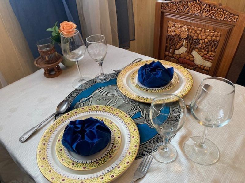 Authentic China at Blue Elephant Thai
