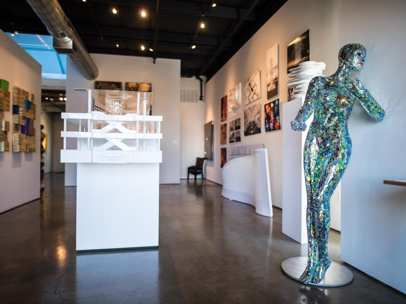 Gordon Huether studio