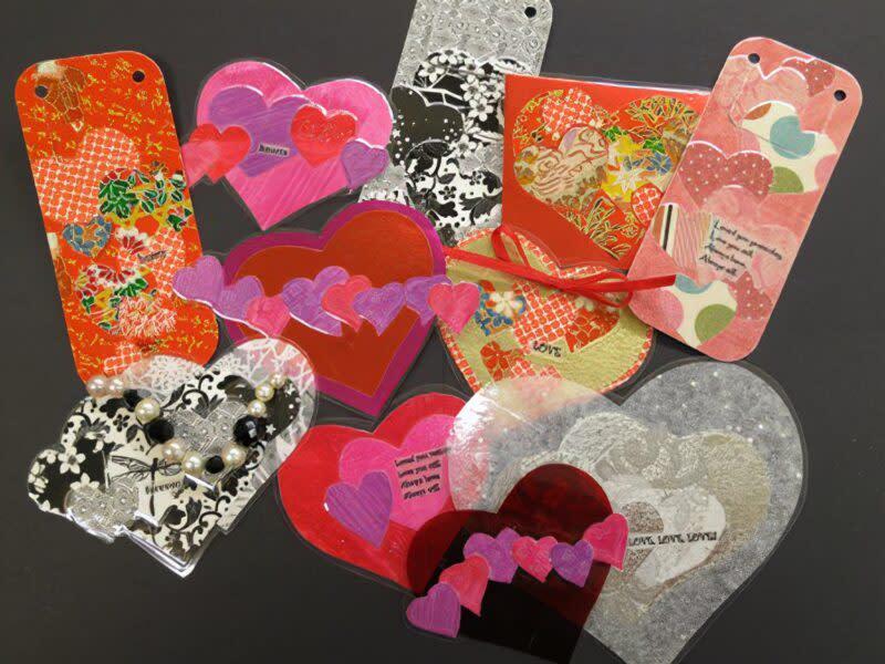 RAM Valentines