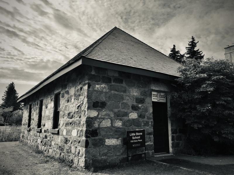 Little Stone School - Swati