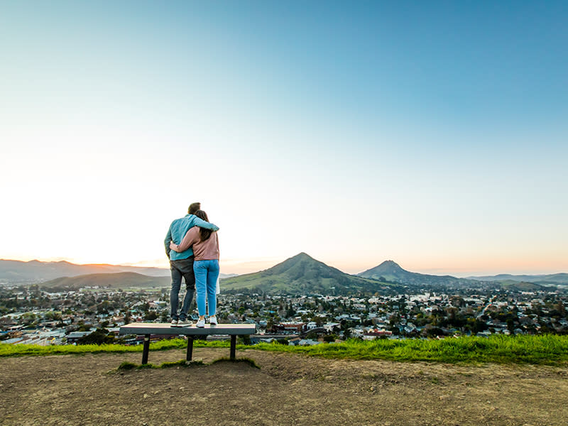 San Luis Obispo Couple