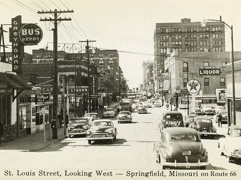 St Louis-Street