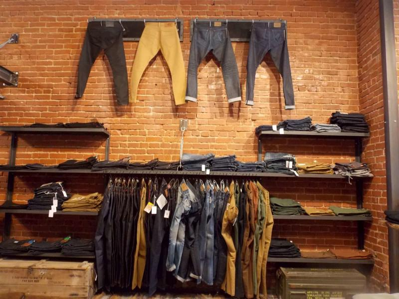 Jeans and Pants at Standard Issue Co.