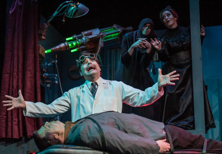 Young Frankenstein at Workshop Theatre