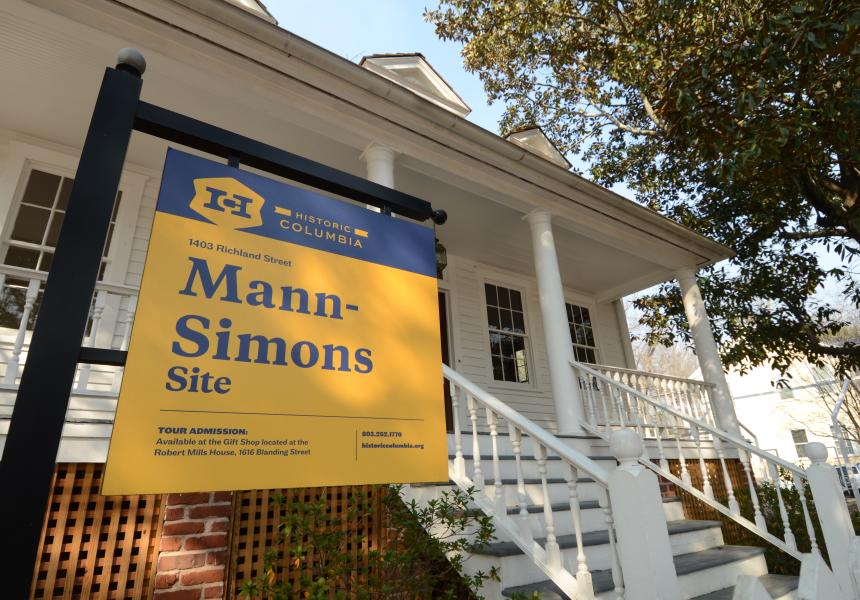 Mann-Simons sign
