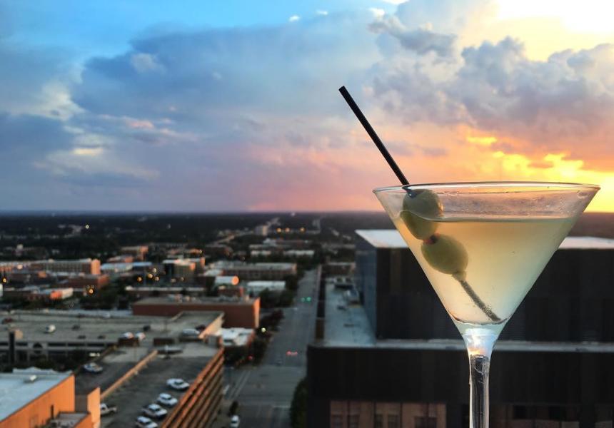Sheraton Rooftop Lounge