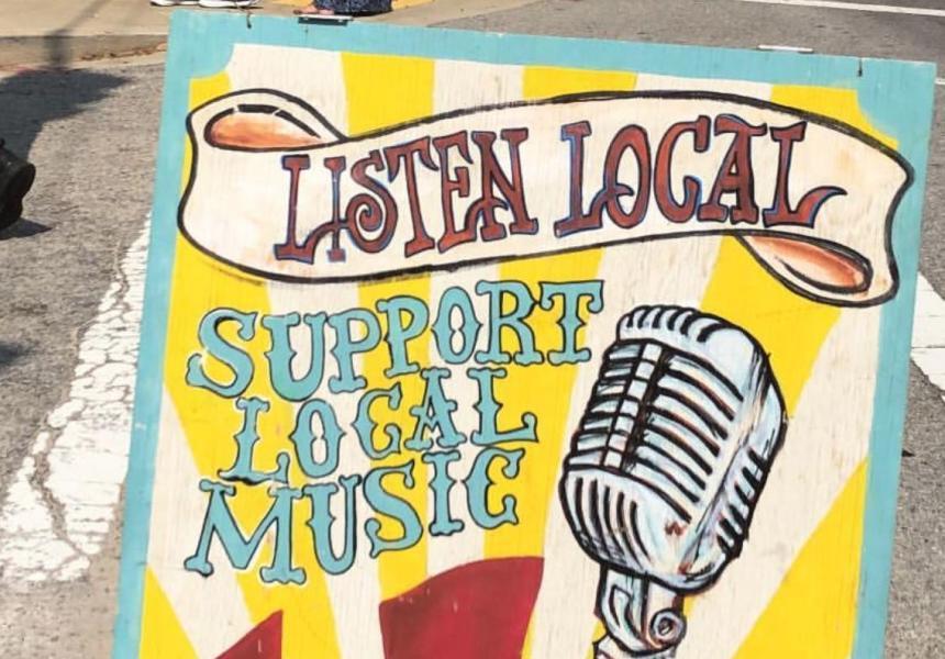 listen local