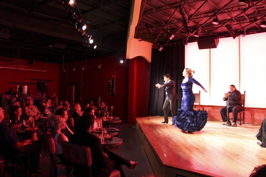 Tablao Flamenco