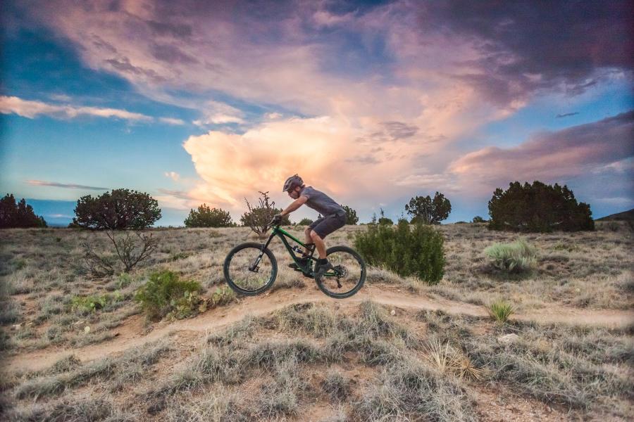 Outdoor Bike Albuquerque Foothills