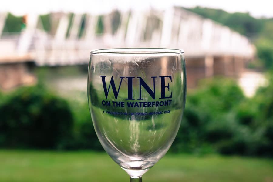 Wine at Washington Crossing