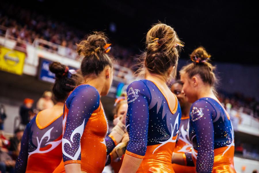 SEC Auburn Gymnastics