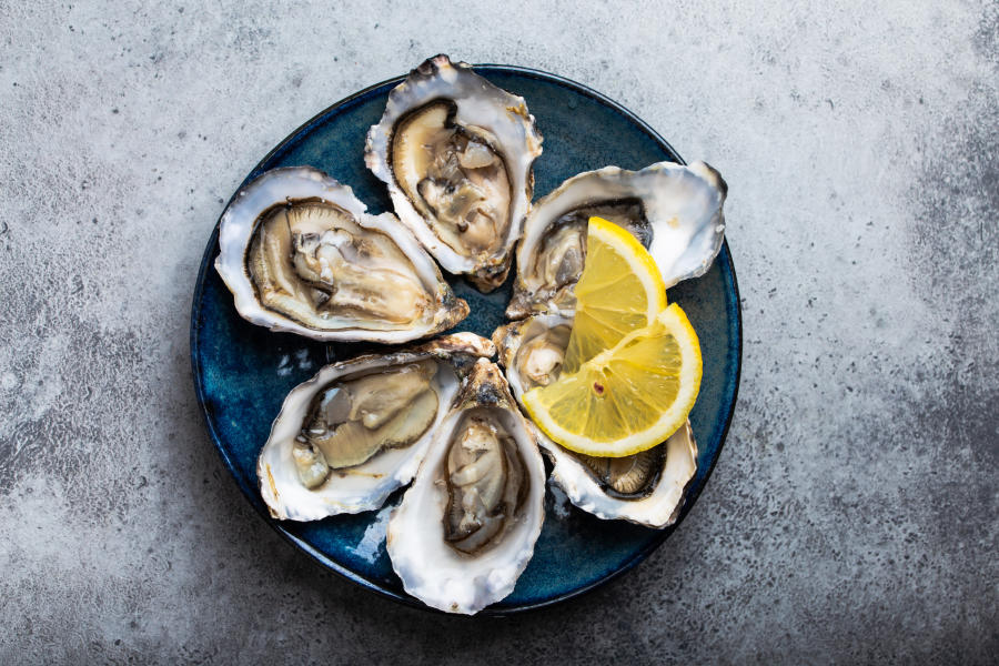 Oyster Bar Stock