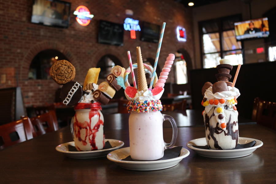Brickhouse Freak Shakes