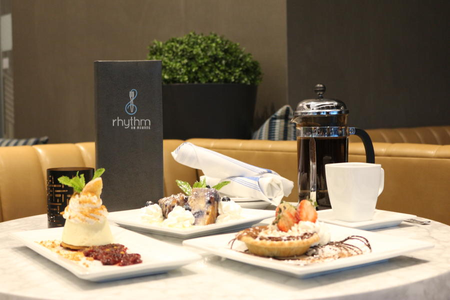 Rhythm on Monroe Desserts