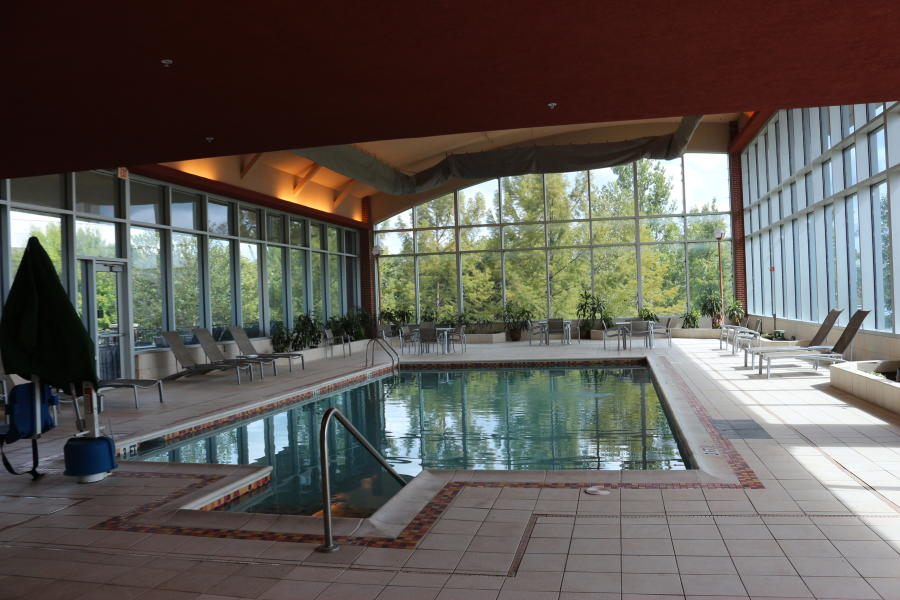 Embassy Hotel Pool