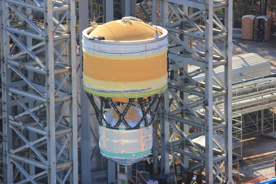 Artemis MSFC SLS Marshall Space Flight Center