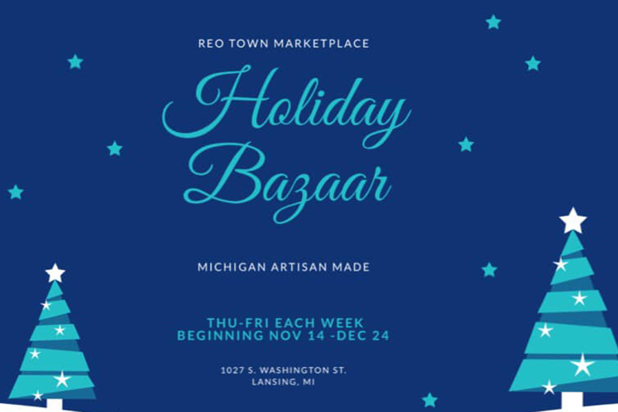 REO Town Marketplace Holiday Bazaar