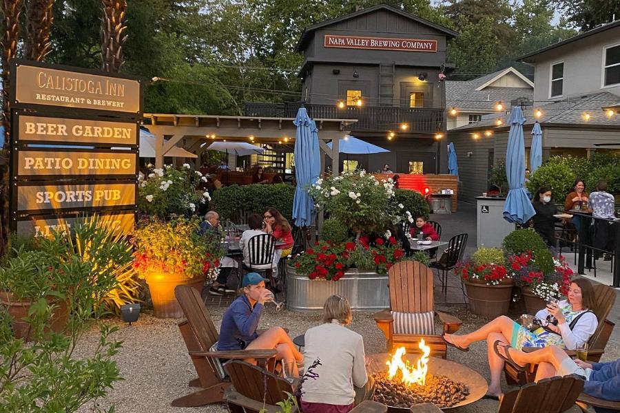 Calistoga Inn & Brewery