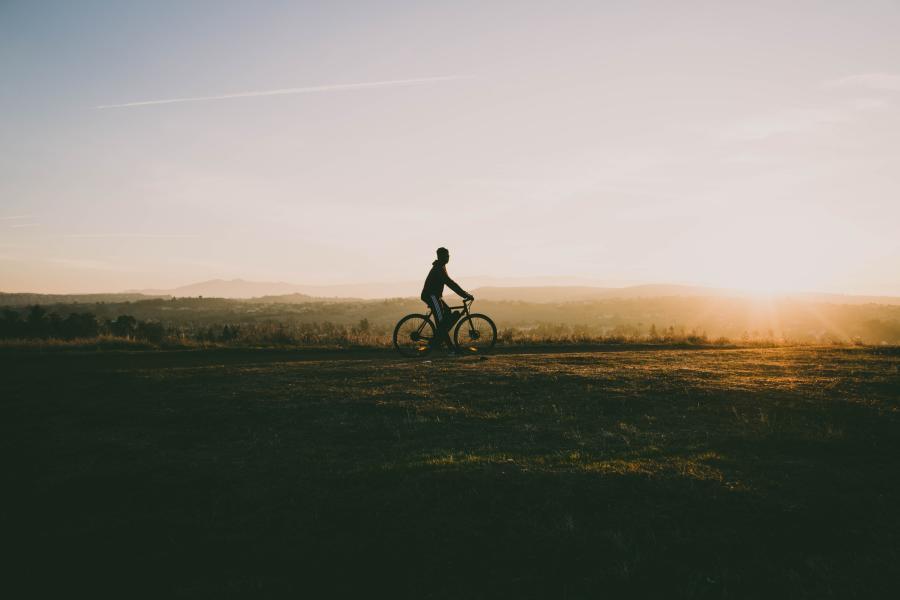 Biking-in-Silicon-Valley