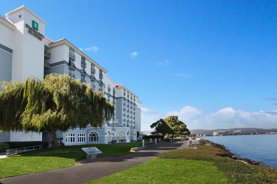 Exterior - courtesy of Embassy Suite SFO Waterfront