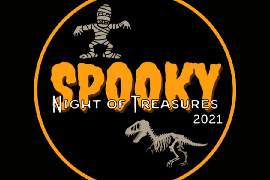 Spooky Night of Treasures