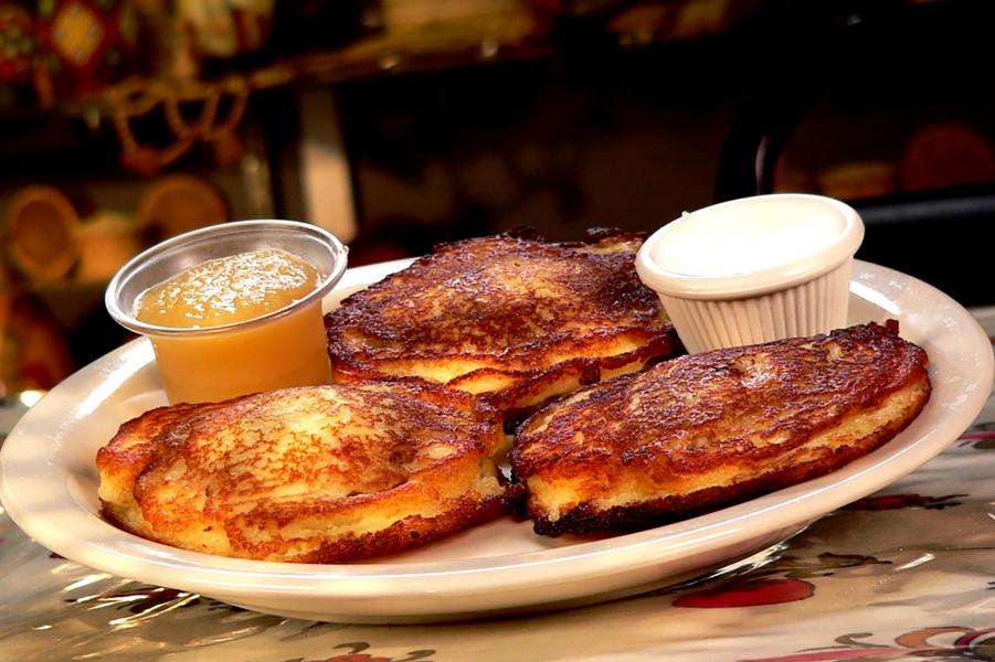 Photo of Kolduny, popular stuffed pancake dish at Taste of Europe