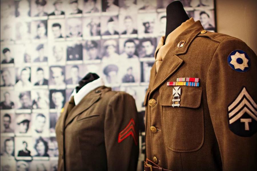WW2 Display