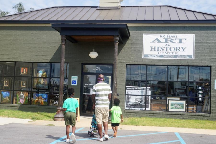 H.C. Blake Art & History Center