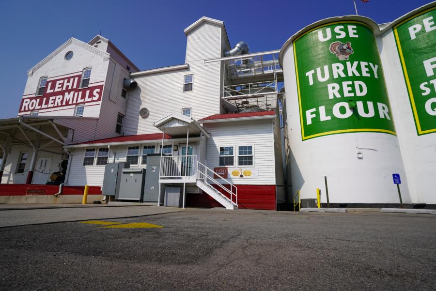 Lehi Roller Mills Footloose