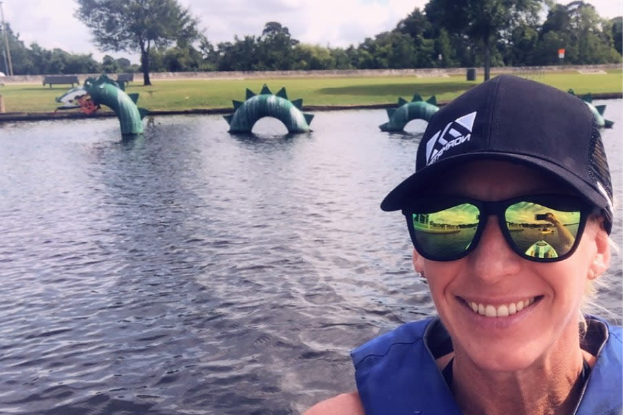 Rise of the Midgard Serpent from a Kayak