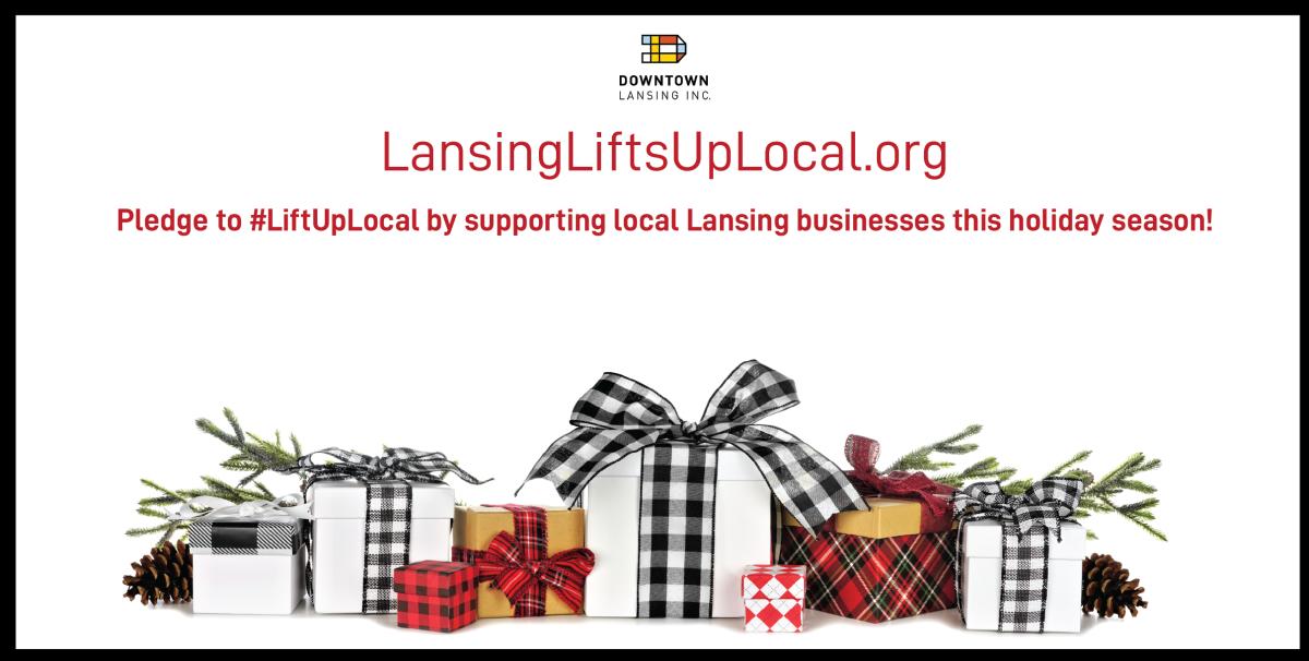 Downtown Lansing Holiday Shopping 2020