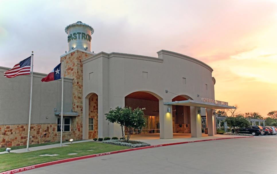 Bastrop Convention Center