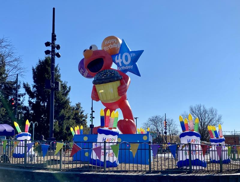 All-New Elmo's Furry Fun Fest at Sesame Place