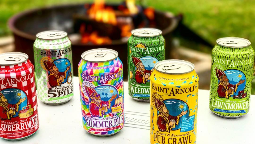 St Arnold Brewing Co.