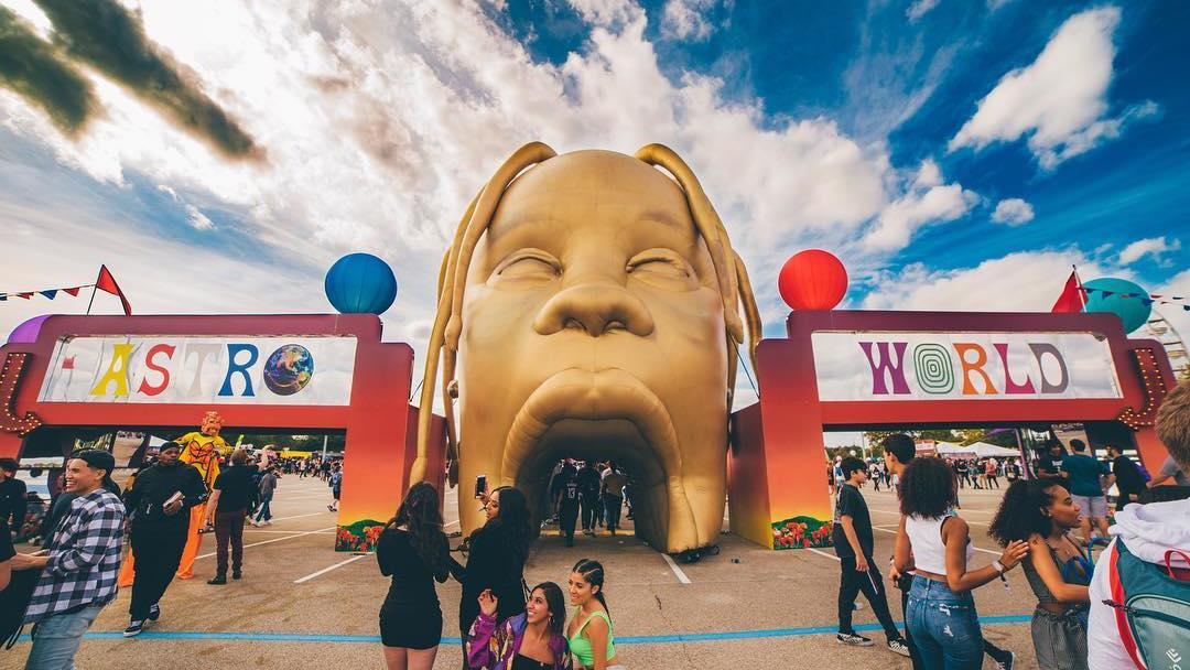 Astroworld Festival Travis Scott