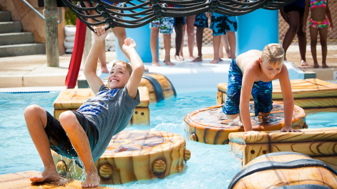 Pirates Bay Waterpark - Baytown