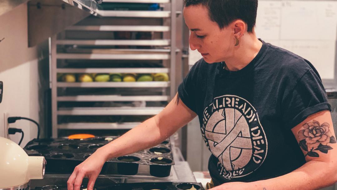 Chef Julia Doran