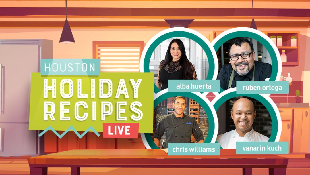 Chef Holiday Facebook Live 2020