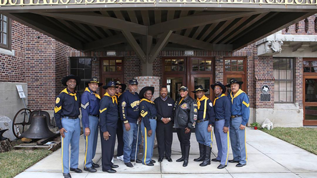 DTN - STL - Buffalo Soldiers National Museum - 19SEP2019