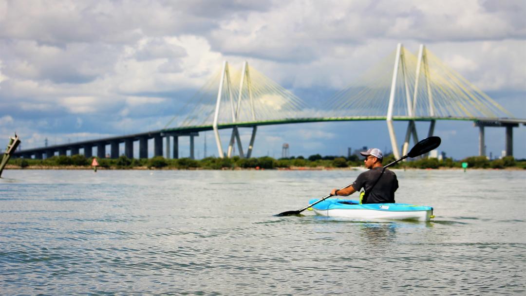 Baytown Kayaking